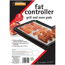 TOASTABAGS - FAT CONTROLLER PAD - 3 PACK