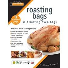 TOASTABAGS - ROASTING BAGS - STANDARD - 8 PACK