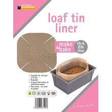 TOASTABAGS - REUSABLE LOAF TIN LINER