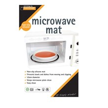 TOASTABAGS - SILICONE MICROWAVE MAT