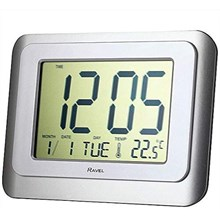 RAVEL - WALL/DESK JUMBO DIGITAL ALARM CLOCK