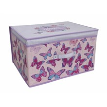 JUMBO STORAGE CHEST BUTTERFLY