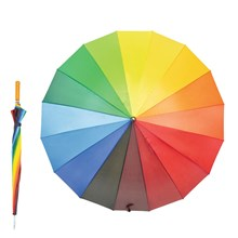 RAINBOW GOLF UMBRELLA - 48""