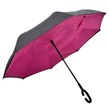 UPSIDE DOWN UMBRELLA - PINK
