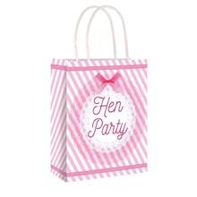 HEN PARTY PAPER GIFT BAG - VINTAGE DESIGN