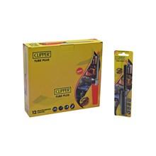 CLIPPER TUBE PLUS LIGHTER - SOLID - BLISTER PACK