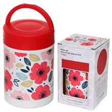 POPPY REUSABLE THERMAL LUNCH POT - 500ML