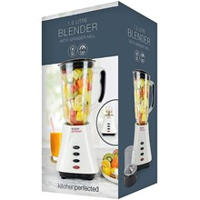 KITCHEN PERFECTED - 1.5L BLENDER WITH GRINDER MILL