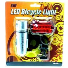 SWL - LED BICYCLE LIGHT
