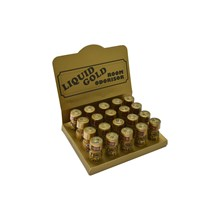 ROOM ODOURISER LIQUID GOLD - 20 BOTTLE TRAY