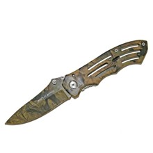 LOCK KNIFE CAMO