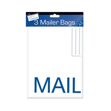 MAIL BAGS A3 SIZE 3PK
