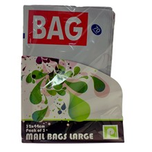 MAIL BAGS LARGE 5PK