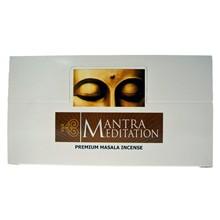 SATYA - MANTRA MEDITATION INCENSE STICKS - 12 PACK