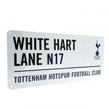 WHITE HART LANE STREET SIGN