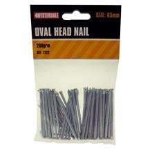 OVAL HEAD NAIL 50MM - 200GRM