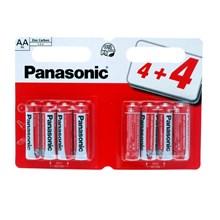 PANASONIC AA 4+4