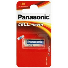 PANASONIC LR1 - SINGLE PACK
