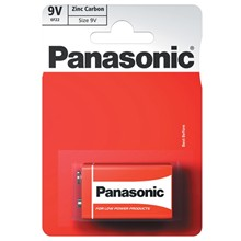 PANASONIC 9V - SINGLE PACK