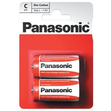 PANASONIC C - 2 PACK