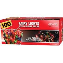 100 FAIRY LIGHTS MULTI COLOUR