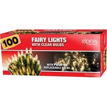 100 FAIRY LIGHTS CLEAR