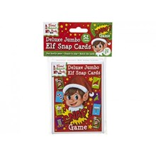 52PC JUMBO ELF SNAP CARDS