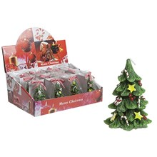 SMALL CHRISTMAS TREE CANDLE