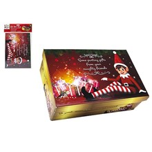 ELF CHRISTMAS EVE BOX - SMALL