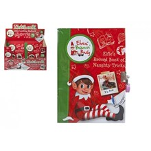 ELF NOTEBOOK WITH LOCKING PADLOCK 70PAGES