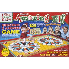 AMAZING ELF QUESTION & ANSWER GAME