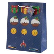 CHRISTMAS GIFT BAG - GAME OVER - LARGE