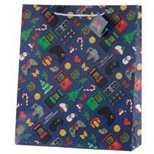CHRISTMAS GIFT BAG - GAME OVER - XL