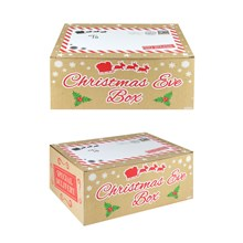 CHRISTMAS EVE BOX - SPECIAL DELIVERY  35x25x15cm