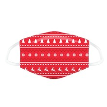 REUSABLE FACE MASK - SCANDI PATTERN - LARGE