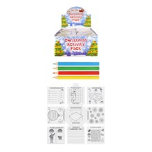 CHRISTMAS ACTIVITY PACK FOR CHILDREN