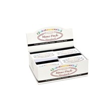 QUINTESSTINAL WHITE MAXI PACK PAPER TIPS - 20 PACK