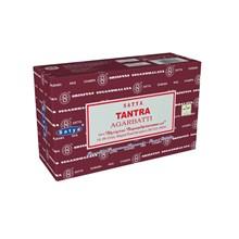 SATYA - TANTRA INCENSE STICKS - 15G X 12 PACK