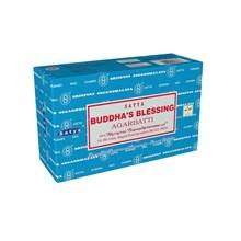 SATYA - BUDDHA'S BLESSING INCENSE STICKS - 15GX12