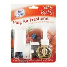 PLUG IN AIR FRESHENER - VERY BERRY