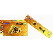 SATYA - GOLD INCENSE STICKS - 15G X 12 PACK
