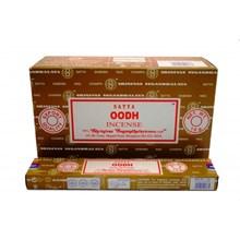 SATYA - OODH INCENSE STICKS - 15G X 12 PACK