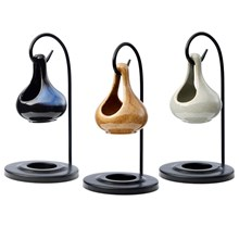 EDEN - HANGING OIL BURNER WITH METAL STAND