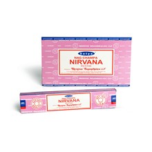 SATYA - NIRVANA INCENSE STICKS - 12X15G