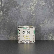 RING PULL CANDLE - GIN IS LIQUID SANITY - 100G