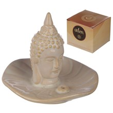 EDEN - CERAMIC THAI BUDDHA INCENSE STICK BURNER