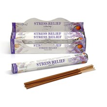 STAMFORD -STRESS RELIEF INCENSE STICKS - 6 X 20