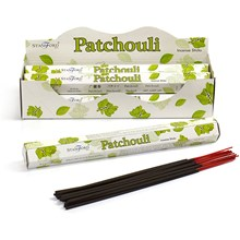STAMFORD - PATCHOULI INCENSE STICKS - 6 X 20