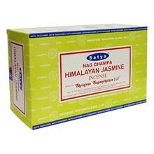 SATYA - HIMALAYAN JASMINE INCENSE STICKS - 15G X12