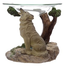 OIL BURNER - PROTECTOR OF THE NORTH WOLF